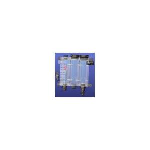 3-х камерная ячейка с держателями датчиков Seko. Расходомер + 2 слота под потенциостатический датчик хлора (датчики не включены) арт. 9900103056