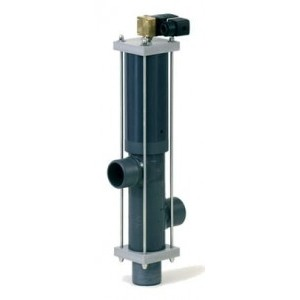 3-позиционный клапан обратной промывки Besgo DN 125, Ø 140 мм арт. 083630
