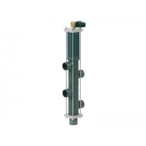 5-позиционный клапан обратной промывки Besgo DN 50, d 63 мм, L 152 мм (083206) арт. 083206