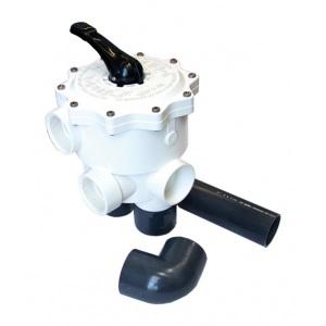 6-ходовой центральный клапан для Dinotec Comfort 765/910