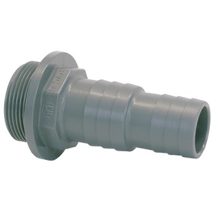 Адаптер для шланга d_38-32 с резьбой 1 ½' Coraplax /7136050 арт. 7136050