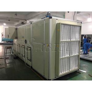Адсорбционный осушитель воздуха Sabiel DA3400