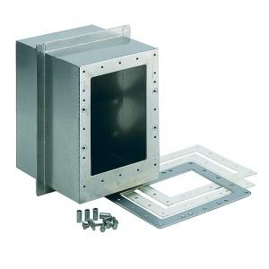 Аксессуары для монтажа противотоков AstralPool Marlin с уплотнителями и винтами для пленочных бассейнов и бассейнов из стеклопластика