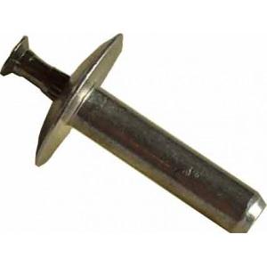 Алюминиевая заклепка 4,8 x 20 мм для монтажа ПВХ-плёнки, крепление жестяных углов и ленты