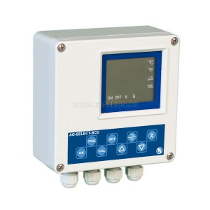 Анализатор уровня электропроводности жидкости Etatron AG Select BCD (0-200.000 μS)