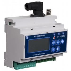 Анализатор уровня рН/RedOx/Cl жидкости Etatron AG Select-DIN