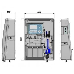 Анализатор жидкости Etatron ePhoton PH-RX-CL Free/TOT 4-20 mA арт. QXB0003203