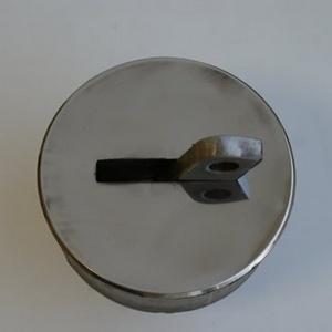 Анкерное крепление ПТК-Спорт с выдвижным крюком для разделительных дорожек в бетонный бассейн арт. 001-0037