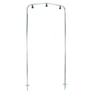 Арочный душ AstralPool с 1 аркой с 3 душевыми насадками