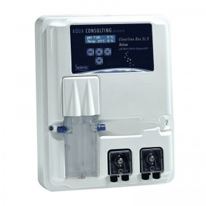 Автоматическая дозирующая станция Swim-Tec Aqua Consulting Private SL 3 с контролем pH/O2, 230 В арт. 373110 / 416200