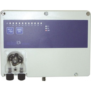 Автоматическая дозирующая станция Swim-Tec DOS pH для измерения и регулировки значения pH