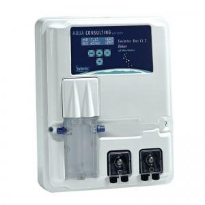 Автоматическая дозирующая станция Swim-tec (Meiblue) Aqua Consulting DOS CL 2 Private с контролем pH/Redox, 230 В (частные бассейны) арт. 416210 / 373111