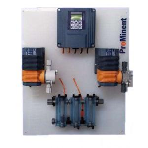 Автоматическая станция ProMinent DSR Alpha для редокс и рН (мембранные насосы)