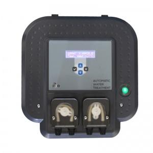 Автоматическая станция дозации CCEI Orpheo X (Redox/pH/T) c 2-мя перистальтическими насосами 1,5 л/час, для бассейнов до 150 м3 (электроды в комплекте) арт. PF10J035