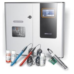 Автоматическая станция дозирования AstralPool Smart для контроля pH/ORP/Cl арт. 54525