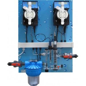Система дозирования и контроля pH