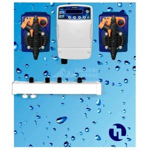 Автоматическая станция дозирования и контроля Etatron Pool Guard Mini PH/RX PANEL/QPA5400002ER арт. QPA5400002ER