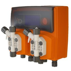 Автоматическая станция обработки воды Cl, pH Micromaster WDHRH (головной блок)