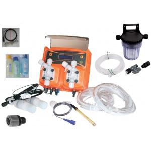 Автоматическая станция обработки воды Cl, pH Micromaster WDPHRH (комплект)