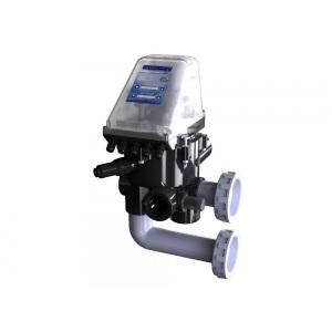 Автоматический многопозиционный вентиль VRAC Basic 1 1/2′. Боковая конфигурация, конфигурация 3 арт. 32581