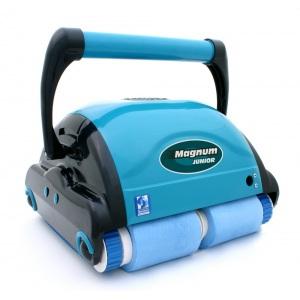 Автоматический пылесос Aquatron Magnum Junior в комплекте с кабелем 30 м и тележкой RECS-MGJ0-AMJ99 арт. RECS-MGJ0-AMJ99