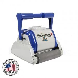 Автоматический робот-пылесос Hayward TigerShark 2 (валики из резины)