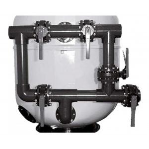 Байпас обратной промывки на фильтровальную емкость Dinotec Public 910 арт. 1974-075-90