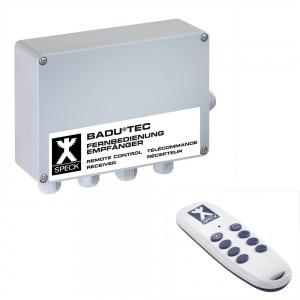 Блок беспроводного управления Speck BaduJet с пультом ДУ арт. 232.0000.403