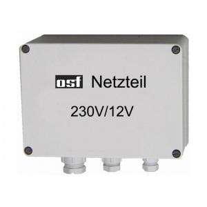 Блок питания для внешней панели управления OSF Touch (230 В / 12 В) арт. 330.001.2000