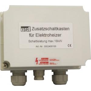 Блок подключения электроводонагревателей OSF с пускателем в корпусе