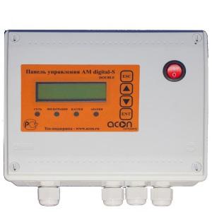 Блок управления 2 насосами фильтрации и теплообменником Acon АM digital-S Double
