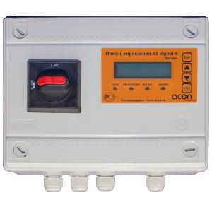Блок управления 2 насосами фильтрации и теплообменником Acon АT digital-S Double