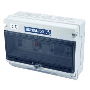 Блок управления AstralPool для 1 насоса и 1 подводного светильника с защитой от тепловой перегрузки