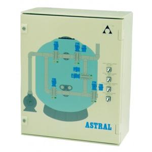 Блок управления AstralPool для группы из 4 электрических вентилей (2 с аккумулятором