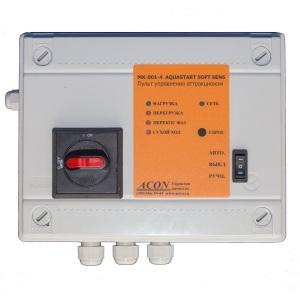 Блок управления аттракционами бассейна Acon Aquastart Soft Sens (сенсорная кнопка)