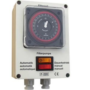 Блок управления фильтрацией OSF F-220