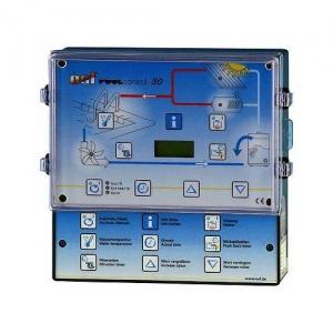 Блок управления фильтрацией и нагревом OSF PС-30 с устройством управления обратной промывкой