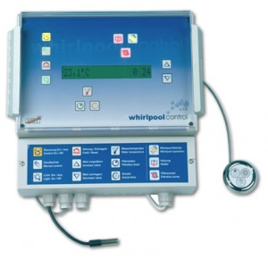 Блок управления гидромассажными ваннами ваннами OSF Whirlpool Control, с датчиком температуры арт. 306.290.0003