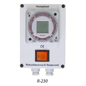 Блок управления обратной промывкой гидроклапанами OSF R-230-DZ
