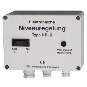 Регулятор уровня перелив. бака NR-3 с магн. клапаном 1/2'