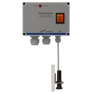 Блок управления уровнем воды OSF Skimmerregler с ёмкостным датчиком SK-1