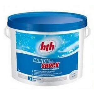 Быстрый стабилизированный хлор HTH в таблетках (20 г)