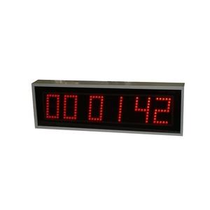 Часы-секундомер ПТК-Спорт С2.13, высота знака 130 мм арт. 017-0821