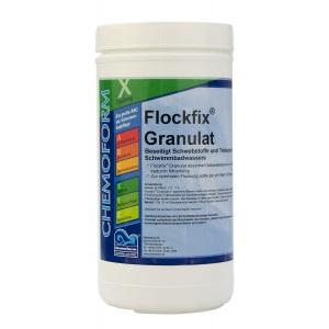 Chemoform Флокфикс флокулянт в гранулах 1 кг Chemoform /0907001 арт. 907001