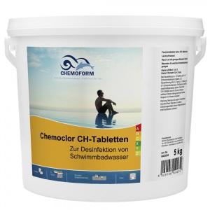 Chemoform Кемохлор СН-Таблетки 20 гр