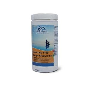 Chemoform Кемохлор Т-65 быстрорастворимый стабилизированный хлор 56% в гранулах