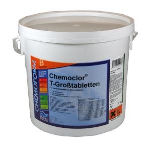 Chemoform Кемохлор-Т медленнорастворимый стабилизированный хлор 90% в таблетках 200 гр.