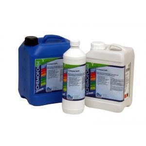 Chemoform Компактал. Моющее средство на основе кислоты для открытых бассейнов