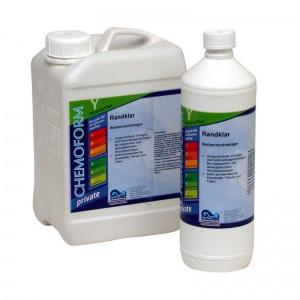 Chemoform Рандклар жидкий для чистки стенок бассейна и ватерлинии с эмульгирующей способностью, 10 л арт. 1101 010