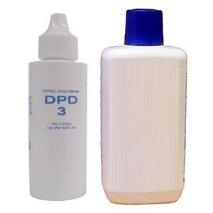 DPD1 стабилизатор свободного хлора и pH (две бутылки)